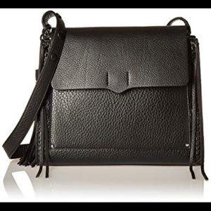 Rebecca Minkoff Panama Shoulder Bag in Black